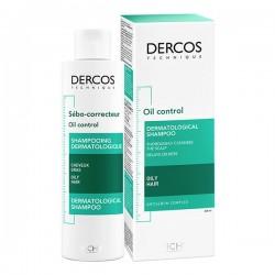 Vichy Dercos Oil Control Yağlanma Karşıtı Bakım Şampuanı 200ml