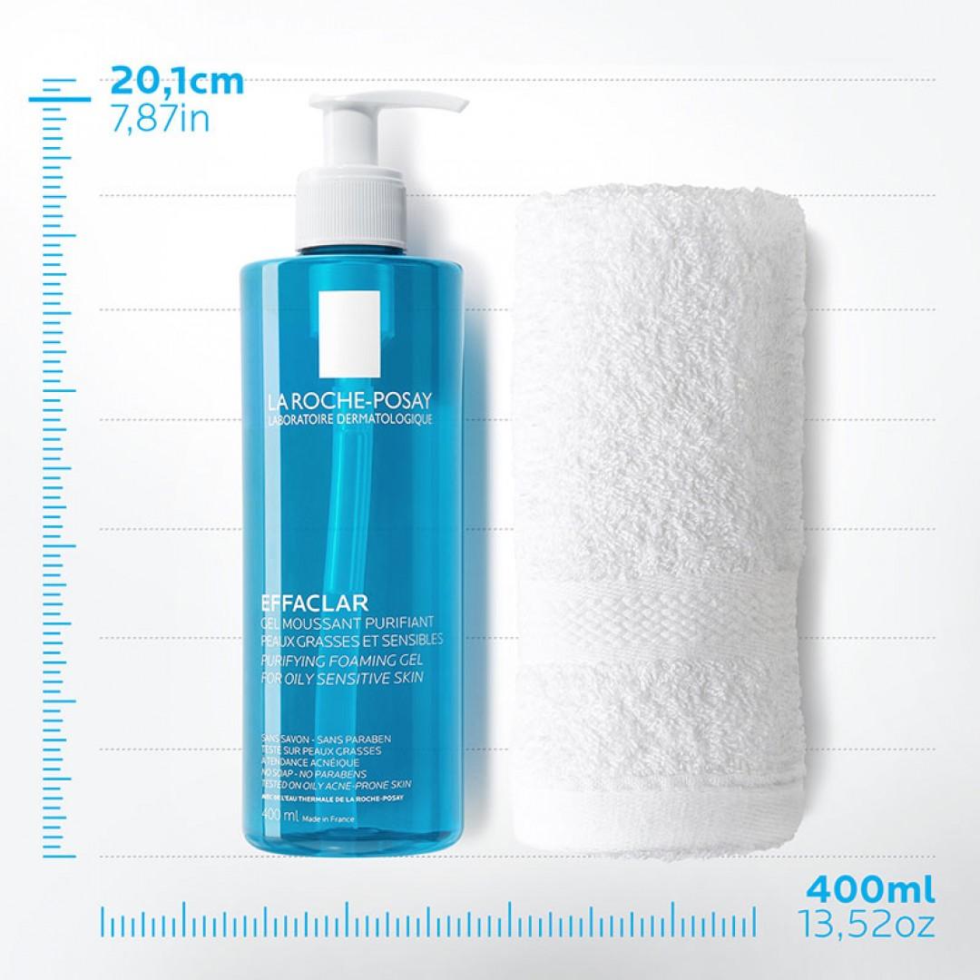 La Roche Posay Effaclar Jel 400 ml