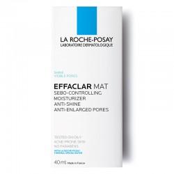 La Roche Posay Effaclar Mat Parlama Karşıtı Nemlendirici 40 ml