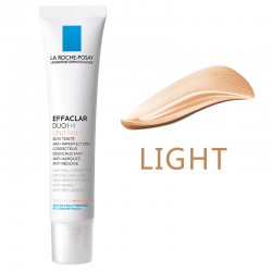 La Roche Posay Effaclar Duo + Unifiant Krem 40 ml Light Shade