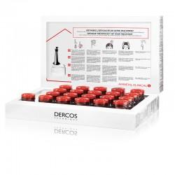 Vichy Dercos Aminexil Clinical 5 21x6 ml - Kadınlar için Saç Dökülmesine Karşı Serum