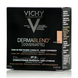 Vichy Dermablend Mineral Compact Foundation SPF25 - 35 Sand