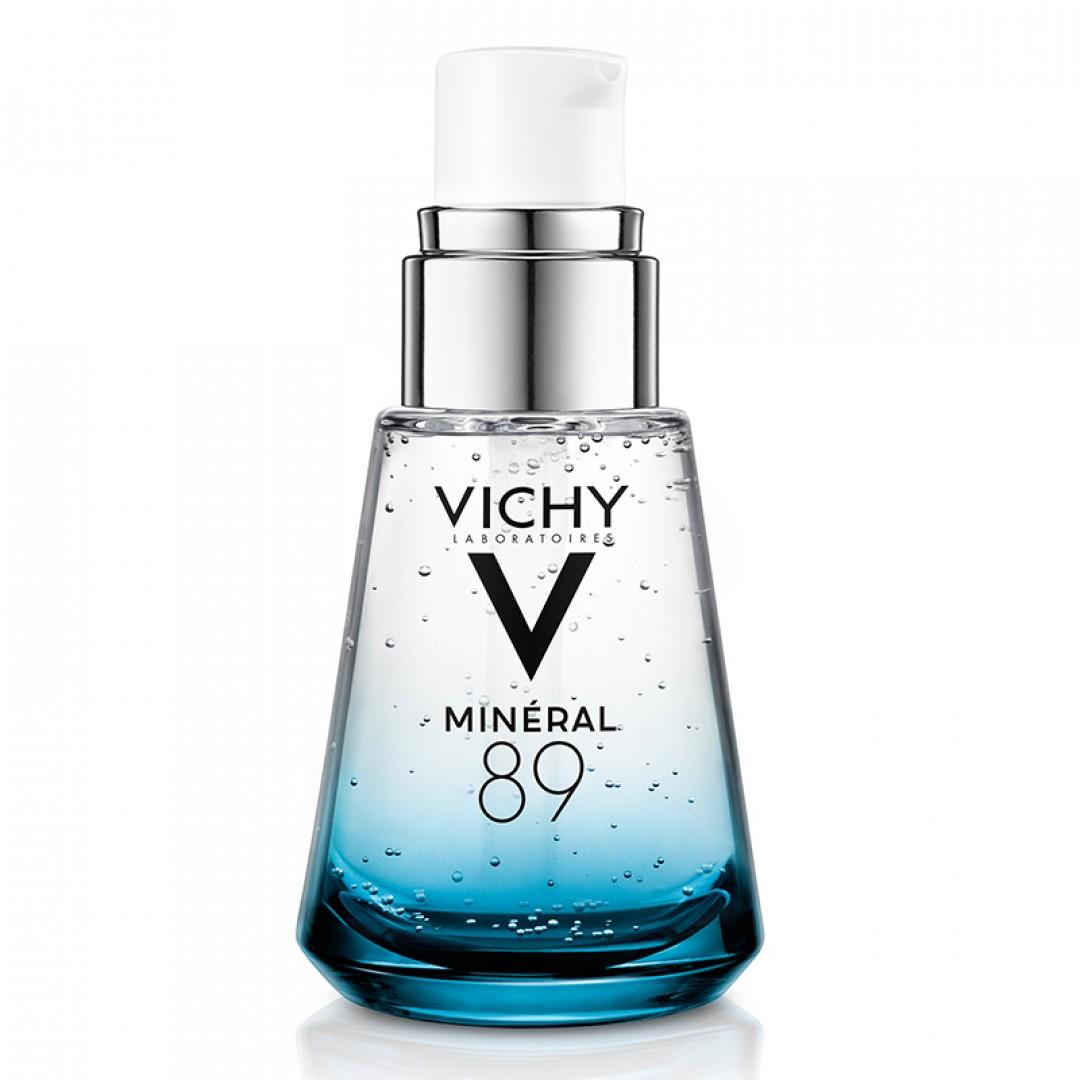 Vichy Mineral 89 Mineralizing Water + Hyaluronic Acid 30 ml Serum - Kozmopol