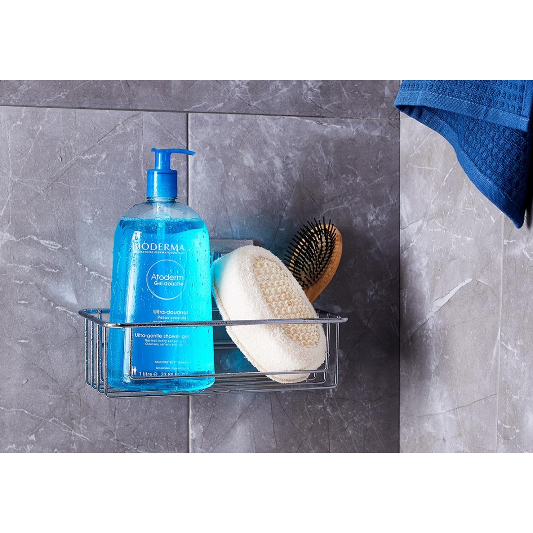 Bioderma Atoderm Gentle Shower Gel 1Lt - Kozmopol