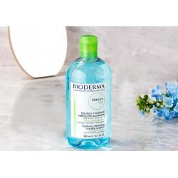 Bioderma Sebium H2O Yüz ve Makyaj Temizleme Suyu 500 ml