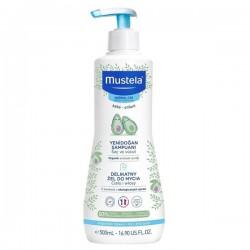 Mustela Gentle Cleansing Yenidoğan Bebek Şampuanı 500 ml