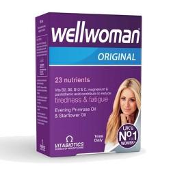 Vitabiotics Wellwoman Original Takviye Edici Gıda 60 Kapsül