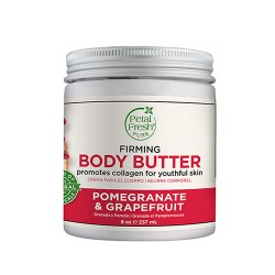 Petal Fresh Pure Pomegranate Grapefruit Body Butter Refreshing With Vitamin 237 ml