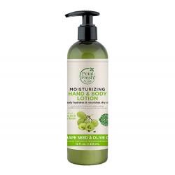 Petal Fresh Pure Grape Seed Olive Oil Hand Body Lotion 355 ml