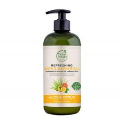 Petal Fresh Pure Aloe Citrus Bath Shower Gel 475 ml