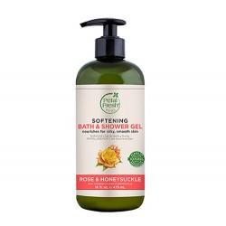 Petal Fresh Pure Rose Honeysuckle Bath Shower Gel 475 ml
