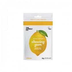 The Humble Co Doğal Sakız 19 g - Limon
