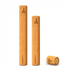 Humble Case Bambu Diş Fırçası Saklama Kabı - Yetişkin Diş Fırçaları İçin