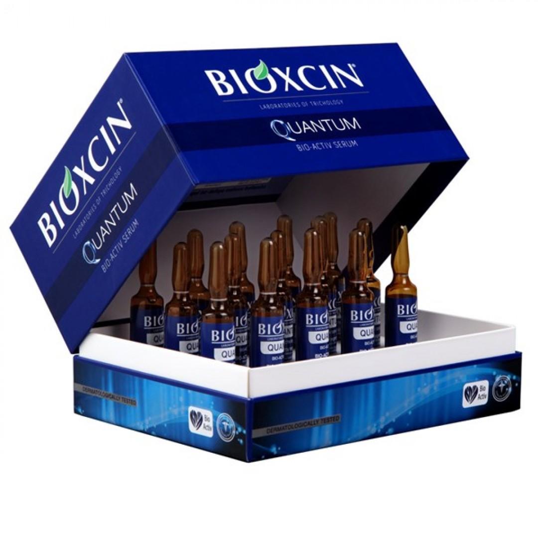 Bioxcin Quantum Saç Güçlendirici Serum 15 x 6 ml - Kozmopol