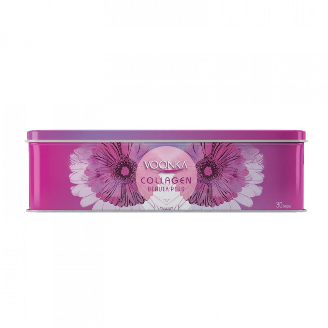 Voonka Collagen Beauty Plus 30 Saşe Ananas Aromalı - Kozmopol