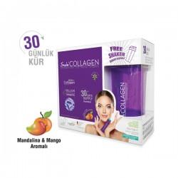 Suda Collagen Toz Saşe 30 x 10 gr - Mandalina ve Mango Aromalı
