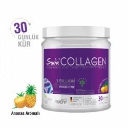 Suda Collagen + Probiyotik 300 g - Ananas Aromalı