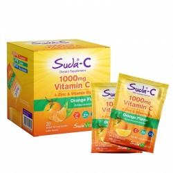 Suda Vitamin Suda C Orange 20 Saşe