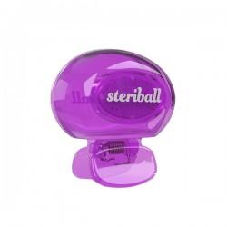 Steriball Diş Fırçası Koruma Kabı - Mor