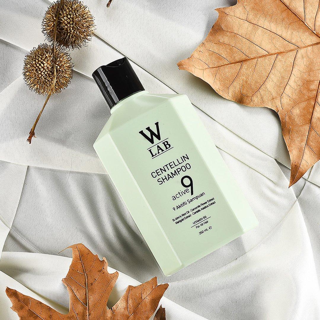 W-LAB Centellın Shampoo 250 ml - Kozmopol