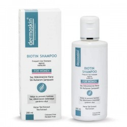 Dermoskin Biotin Şampuan 200 ml - Kadın