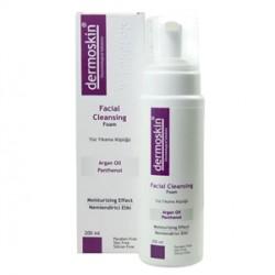 Dermoskin Facial Cleansing Foam 200 ml