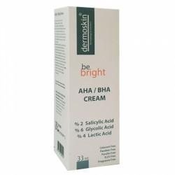 Dermoskin Be Bright AHA - BHA Krem 33 ml