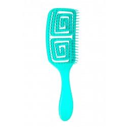 Ny Beauty Yumuşak Saç Açma Ve Tarama Fırçası Yeşil