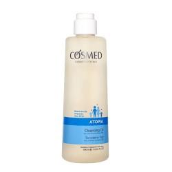 Cosmed Atopia Temizleme Yağı 400 ml