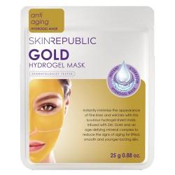 Skin Republic Altın Hidrojel Biyobozunur Yüz Maskesi 25 gr