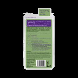 Skin Republic Detoks Kömürü + 10-Superfood Formüllü Yüz Maskesi 25 ml
