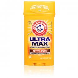 Arm & Hammer Ultramax Anti-Perspirant Deodorant Active Sport 73g