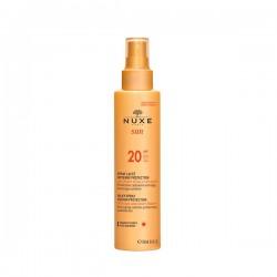 Nuxe Sun Yüz ve Vücut Güneş Sütü SPF20+ 150 ml