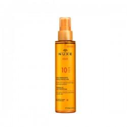 Nuxe Sun Bronzlaştırıcı Yüz ve Vücut Yağı SPF10 150 ml