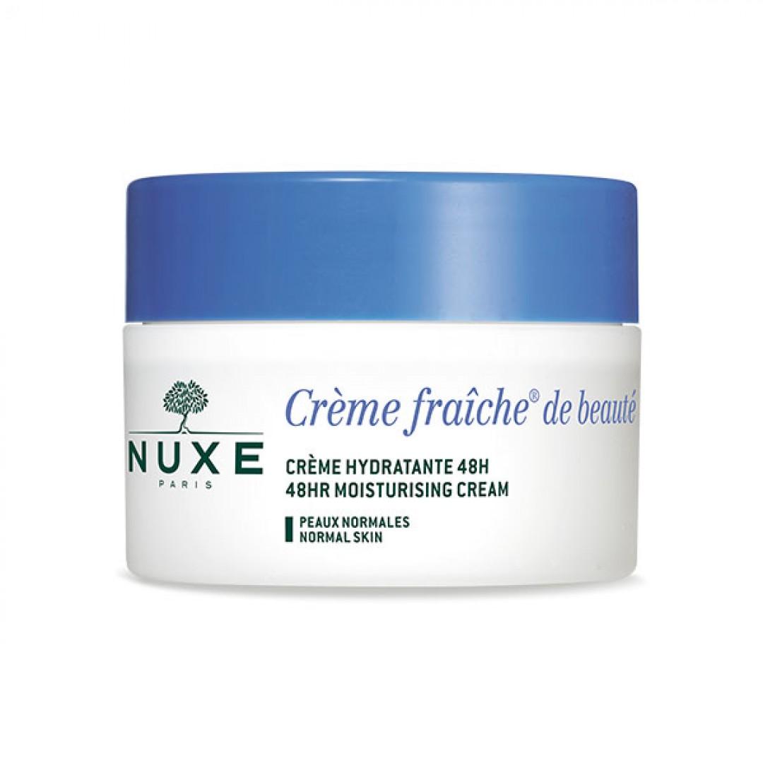 Nuxe Creme Fraiche De Beaute Creme Hydration 48h 50 ml