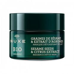 Nuxe Bio Organic Detoks Etkili Aydınlatıcı Maske 50 ml