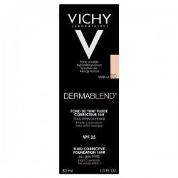 Vichy Dermablend SPF35 Foundation 30ml - 20 Vanilla