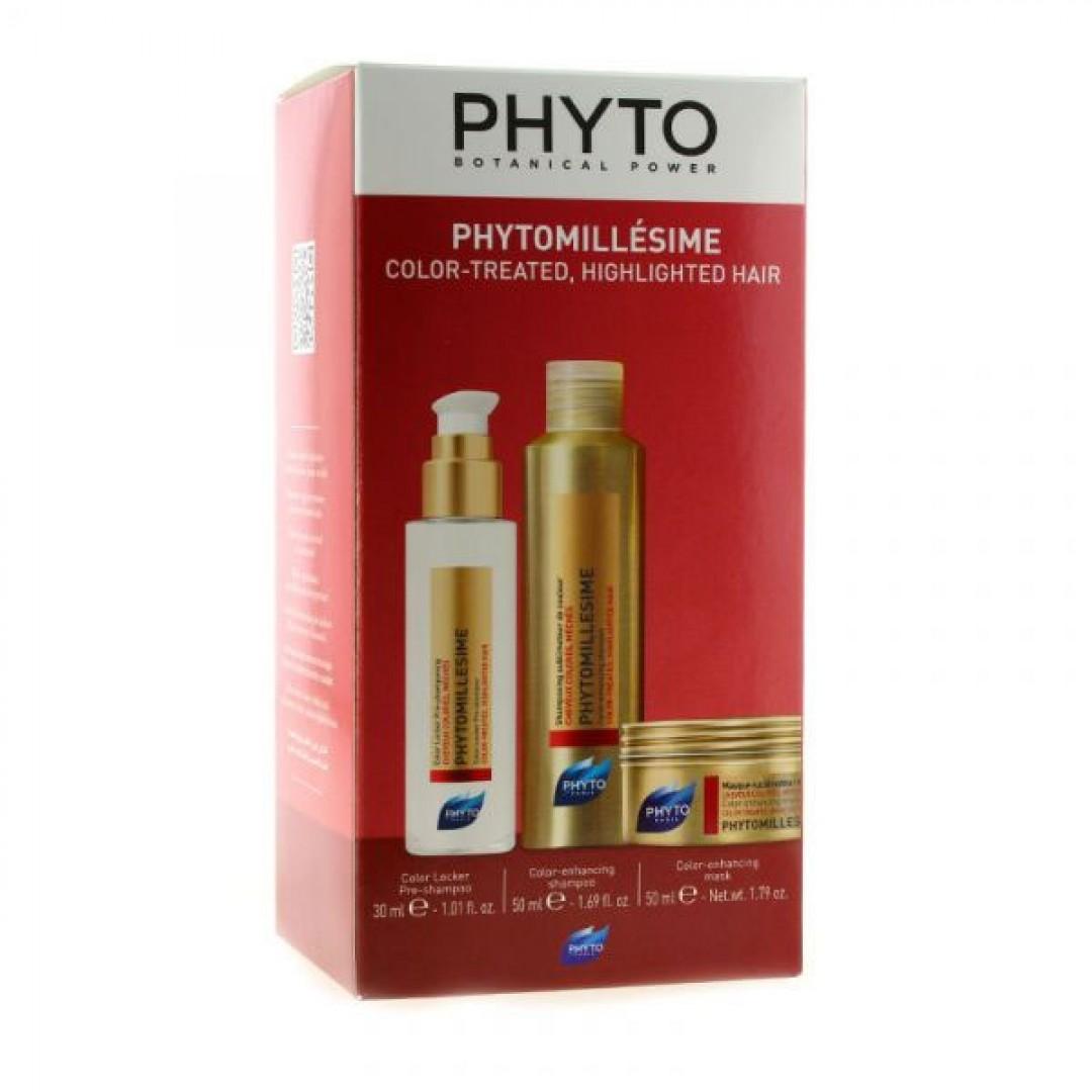 Phyto Millesime Renk Canlandırıcı Set