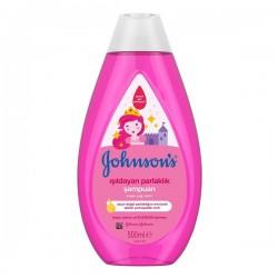 Johnson's Bebek Işıldayan Parlaklık Şampuan 500 ml