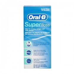 Oral-B Super Floss Diş İpi