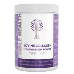 Edible Health Premium Collagen Hidrolize Premium Sığır Kolajen Peptit 400 gr