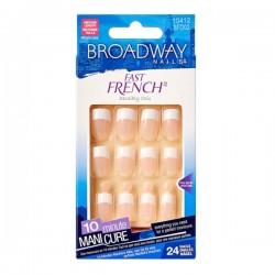 Broadway Yapıştırıcılı Takma Tırnak BFD02
