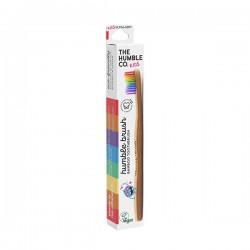 Humble Brush Ultra Soft Çocuk Diş Fırçası - Gökkuşağı