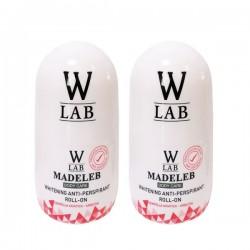 W-lab Madeleb Roll-on 50 ml x 2 Adet