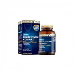 Nutraxin Men's Multivitamin Complex 60 Tablet