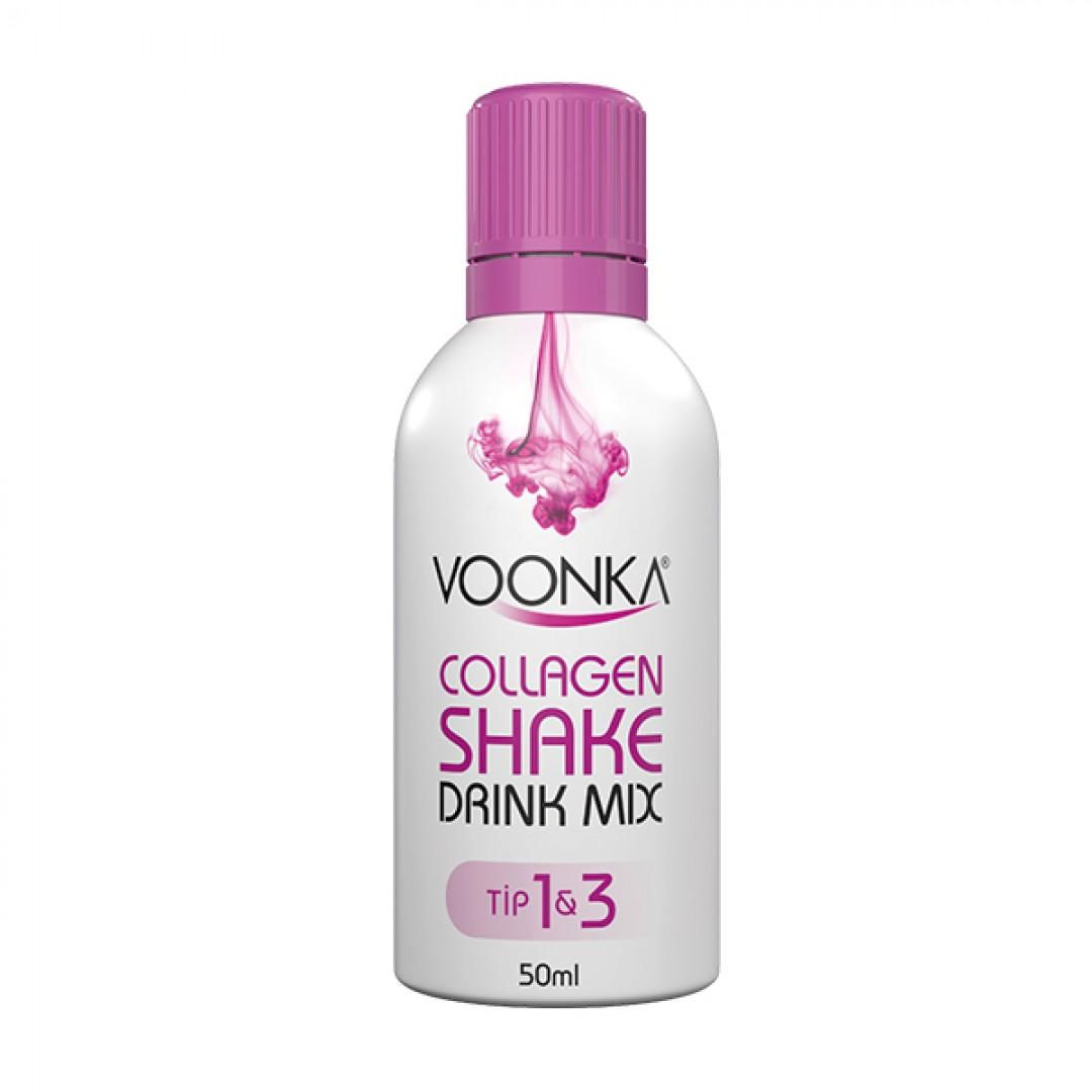 Voonka Collagen Shake Drink Mix 15x50 ml
