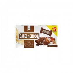 Dates N Choco Sütlü Çikolata Kaplı Bademli Hurma