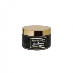 Selin Beauty Vanilya - Tarçın El & Vücut Peeling 250 ml