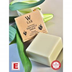 W-Lab Kantaronlu Eşek Sütü Sabunun 140gr