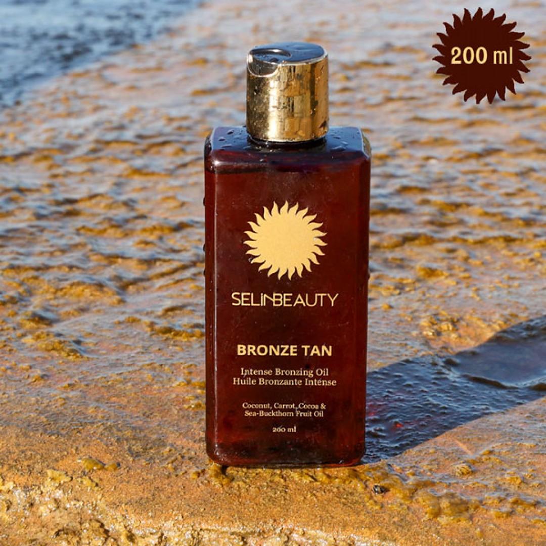 Selin Beauty Bronze Tan 200 ml -Kozmopol